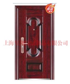 欧式钢质门(GZM-04)